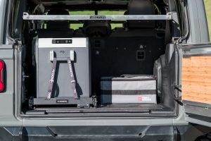 Goose Gear Plate System and Dometic Fridge Slide for Jeep JLU Install & Review