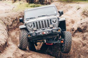 RCV Axle Shafts for Jeep JLU Install