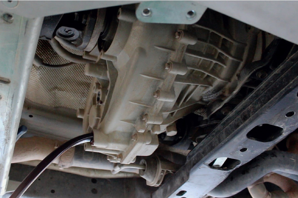 Jeep JL Transfer Case Fluid Drain