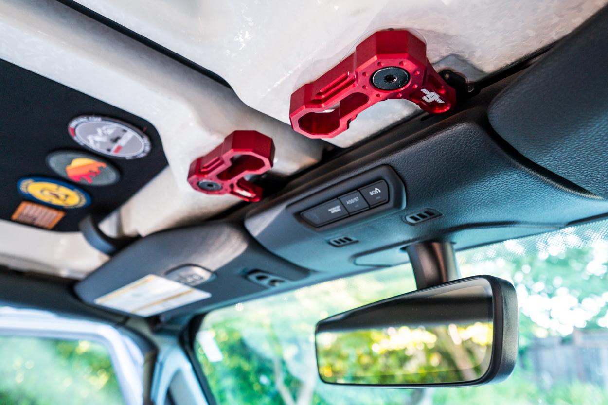 Agency6 Billet Freedom Top Locks for Jeep JL JLU JK JKU Install and Review
